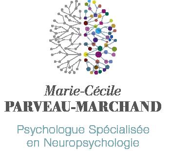 Marie-Cécile Parveau-Marchand – Psychologue clinicienne spécialisée en neuropsychologie sur Limoges Logo